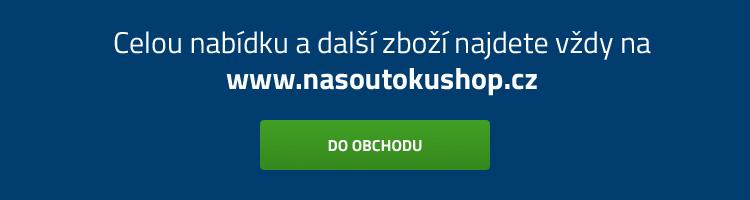 Kompletní nabídka e-shopu rybářských potřeb nasoutokushop.cz