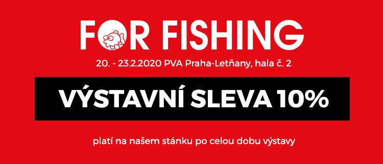 For Fishing 2020 - Giants Fishing - Na Soutoku - Rádi bychom Vás pozvali na náš stánek GIANTS FISHING - NASOUTOKU.