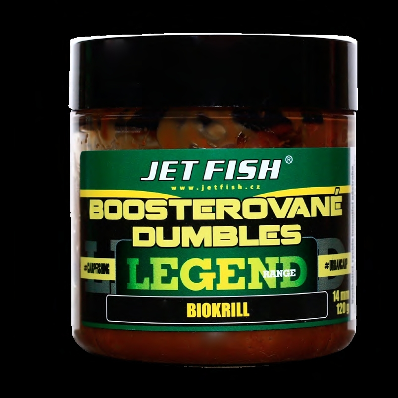 JET FISH Boosterované dumbles