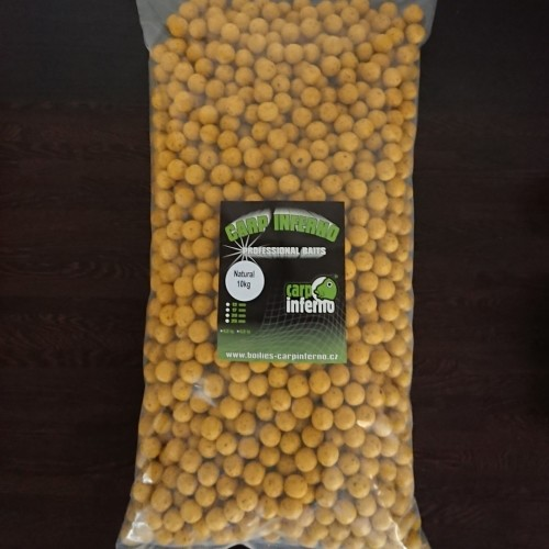 CARP INFERNO Natural 20mm 10KG