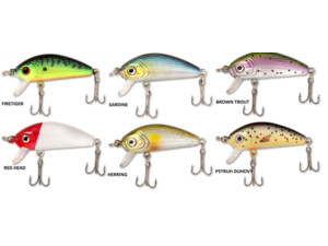 ZEBCO Wobler Perch/Okoun 50mm 4,75g