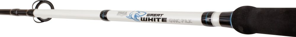 ZEBCO Prut Great White GWC Pilk