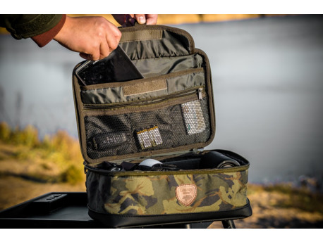 GIANTS FISHING Pouzdro Electronics Eva Table Bag