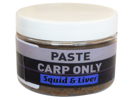 CARP ONLY SQUID LIVER PASTA 150G