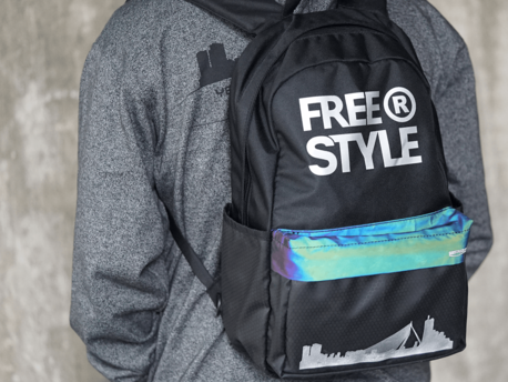 SPRO batoh FreeStyle Classic Backpack Aurora