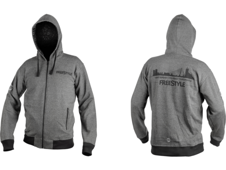 SPRO mikina FreeStyle Hoodie