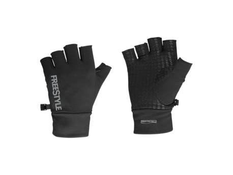 SPRO rukavice FreeStyle SKINZ GLOVES FINGERLESS