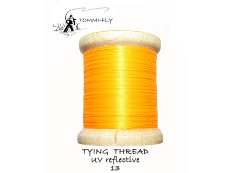 TOMMI FLY TYING THREAD UV REFLECTIVE - TUV13