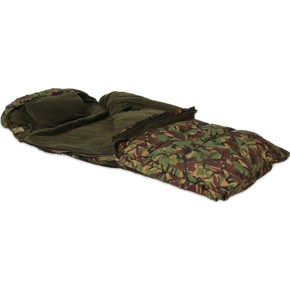GIANTS FISHING Spací pytel 5 Season Maxi Camo Sleeping Bag