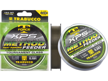 Trabucco vlasec T-Force XPS METHOD FEEDER 150m