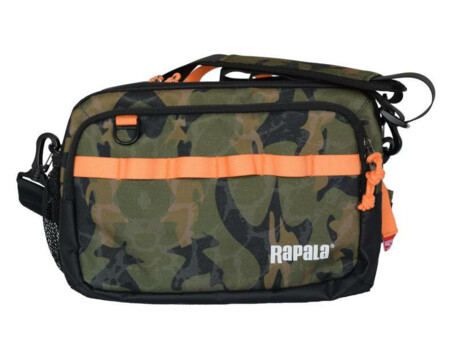 Rapala Jungle Messenger Bag