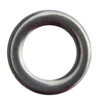 Pevnostní kroužek Hell-Cat Solid Ring 11mm / 130kg ( 10ks )