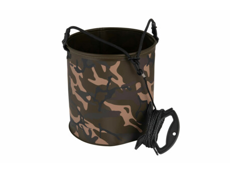 Fox kbelík Aquos Camolite water bucket