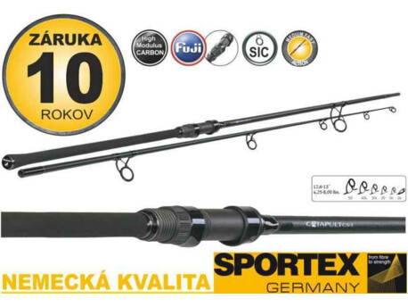 SPORTEX prut Competition Carp CS-4 2-díl