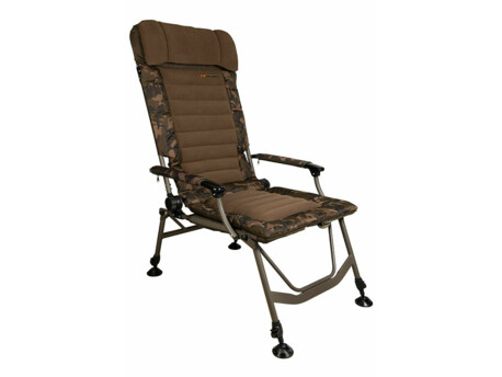 FOX Křeslo Super Deluxe Recliner Highback Chair VYSTAVENÝ KUS