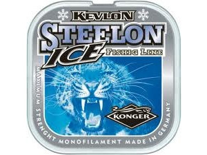 KONGER Vlasec STEELON ICE 0,16mm/50m