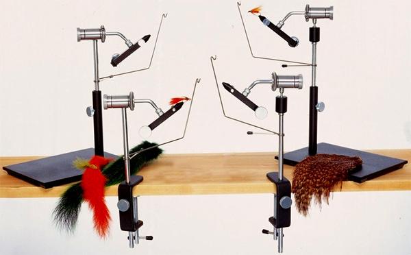 Станок для вязания рыболовных мушек