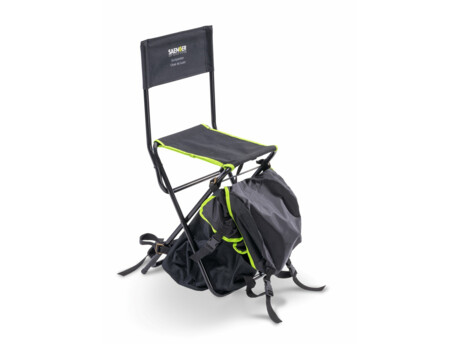 Saenger židlička s batohem Backpacker Chair De Luxe