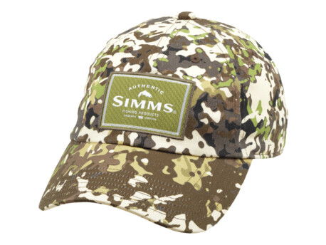SIMMS kšiltovka Single Haul Cap River Camo