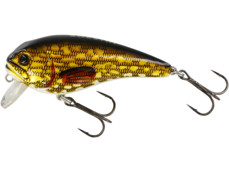 Westin: Wobler FatBite 8cm 24g Floating Natural Pike
