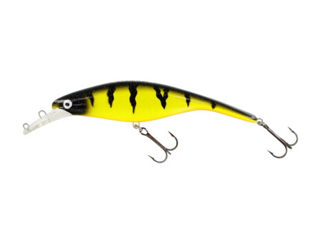 Westin: Wobler Platypus 16cm 56g Low Floating Fire Perch