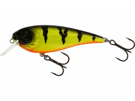 Westin: Wobler RawBite 7cm 12g Floating Fire Perch