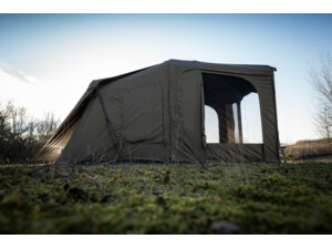 RidgeMonkey Bivak Escape XF2 Compact with Plus Porch Extension