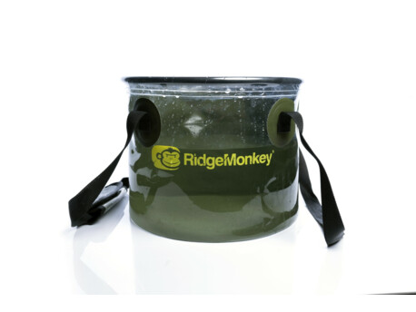 RidgeMonkey Kbelík Perspective Collapsible Bucket 15l