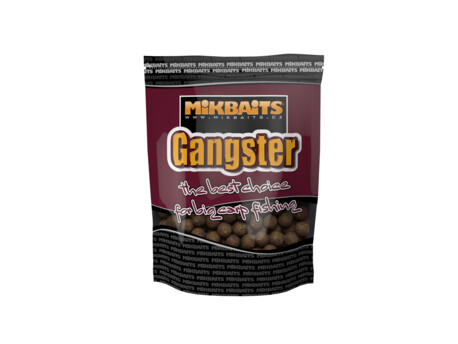 Gangster boilie 1kg - GSP Black Squid 20mm