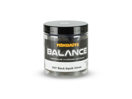 Gangster balance 250ml - GSP Black Squid 20mm
