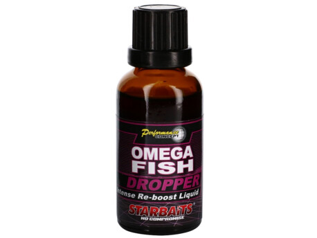 Dropper STARBAITS Omega Fish 30ml