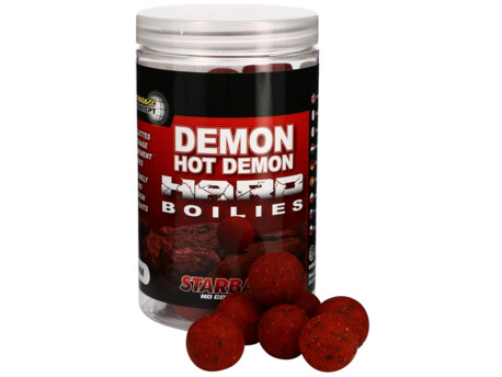 STARBAITS Hard Boilies Hot Demon 200g