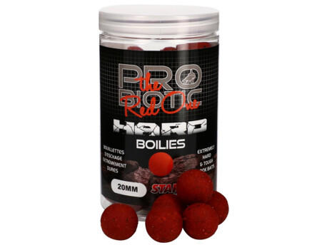 STARBAITS  Hard Boilies Pro Red One 200g