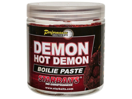 STARBAITS Obalovací pasta Hot Demon 250g