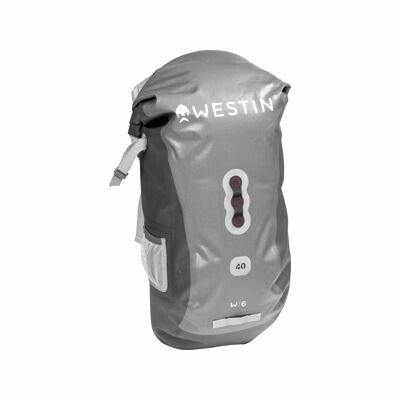 Westin: Batoh W6 Roll-Top Backpack Silver/Grey 40l