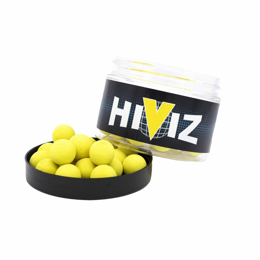 Vitalbaits: Pop-Up HiViz Pineapple 14mm 38g