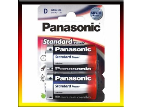 baterie PANASONIC Standart Power