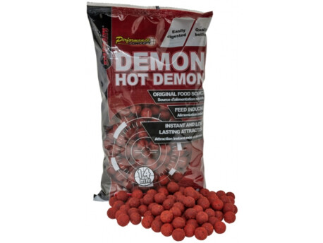 STARBAITS Boilies Hot Demon 1kg