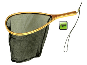 GIANTS FISHING Podběrák Trout Wood Landing Net