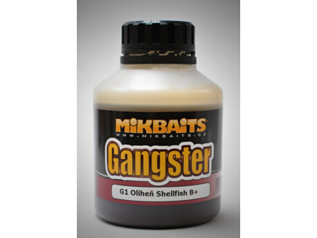 MIKBAITS Gangster booster