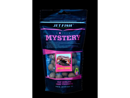 JET FISH Boilie Mystery - 220g (16mm); 250g (20mm)