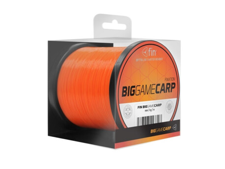 DELPHIN FIN BIG GAME CARP  300m/oranž