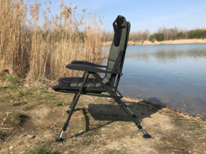 GIANTS FISHING Sedačka Komfy Plus Chair VÝPRODEJ