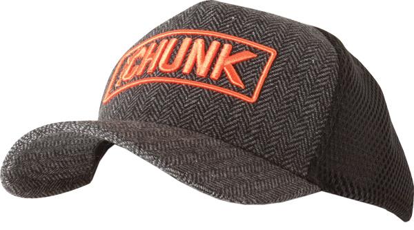 FOX kšiltovka Chunk Twill Trucker Cap BLACK GREY 🎣 Na Soutoku 9cdb2dbea2