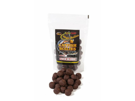 Extra Carp Boilie Cat Fish - Liver Blood 30mm – 800g