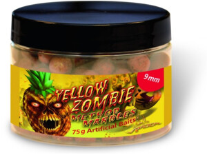 QUANTUM RADICAL Method Marbles Yellow Zombie 9mm 75g