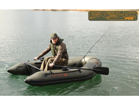 FOX Člun FX240 Inflatable Boat
