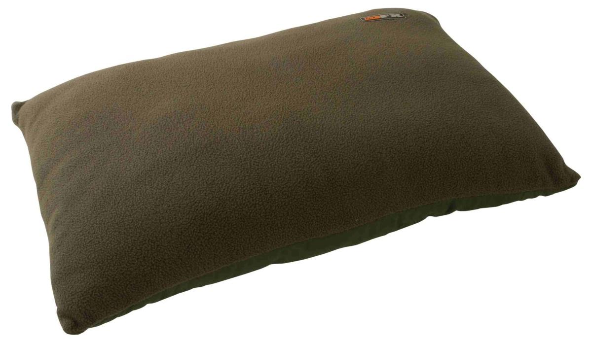 FOX fleecový polštář FX Deluxe Pillow 🎣 Na Soutoku