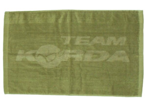 Team Korda Hand Towel - Green