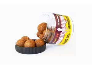 EXTRA CARP Magic Squid Hard Hook Boilie 100gr